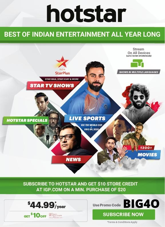 Hotstar subscription plan