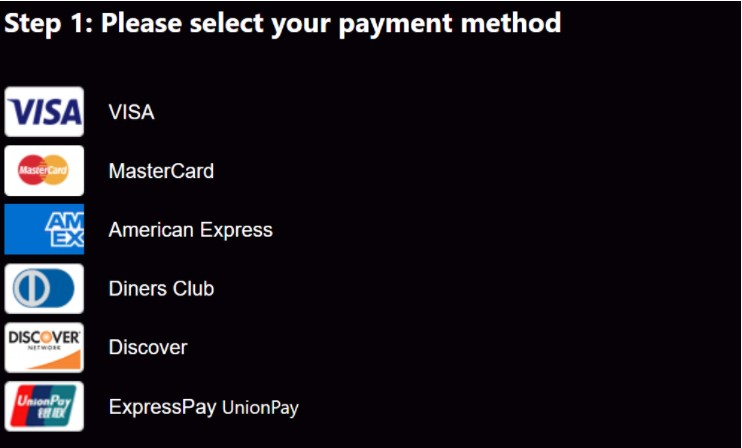 ZEE5 payments options.